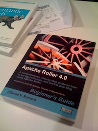 photo of beginner's guide to Apache Roller 4.0