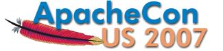 ApacheCon US 2007 logo