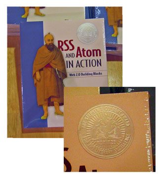 RSS and Atom in Action book