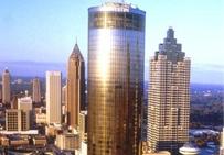 Peachtree Westin Hotel, Atlanta, GA