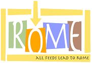 ROME logo